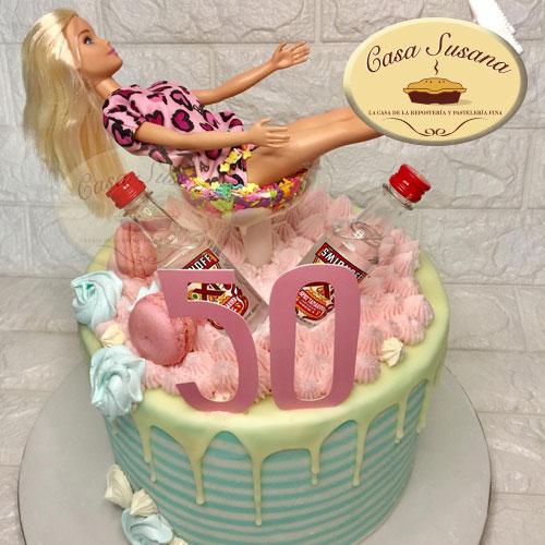pastel barbie